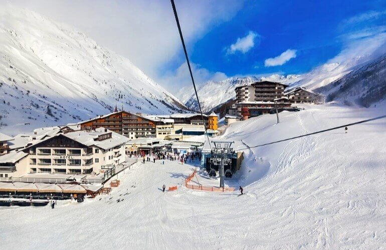 отдых в австрии курорты