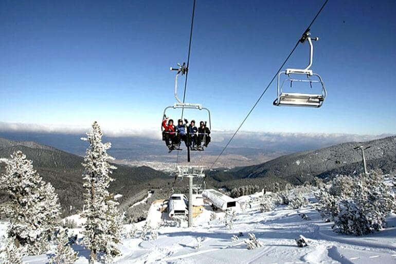 гірськолижні курорти Болгарії