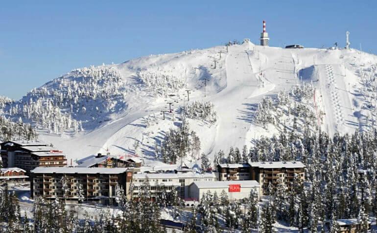 финляндия горнолыжные курорты