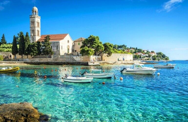 відпочинок в Хорватії на море