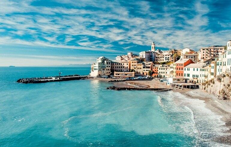 відпочинок в Італії на морі