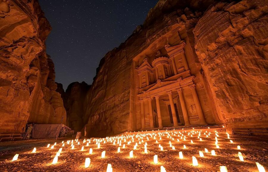 Новый Год в Иордании