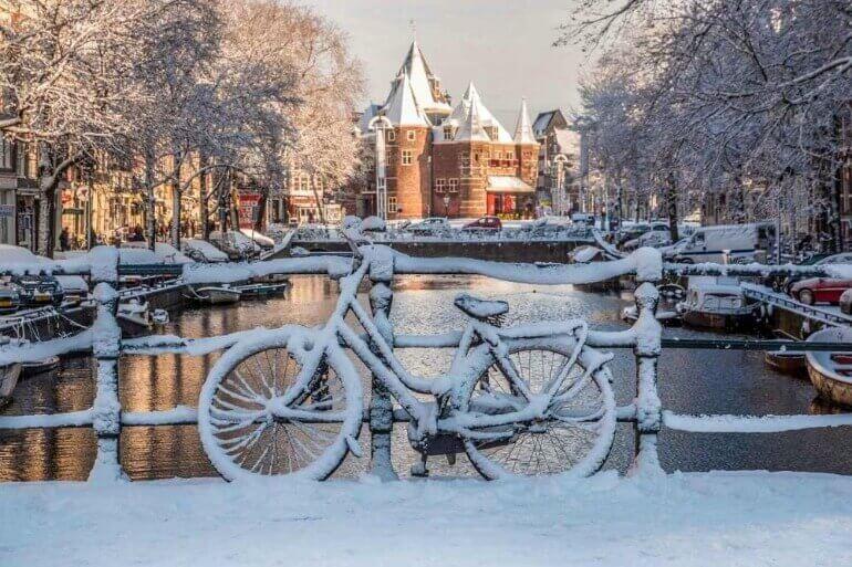Нидерланды Новый Год