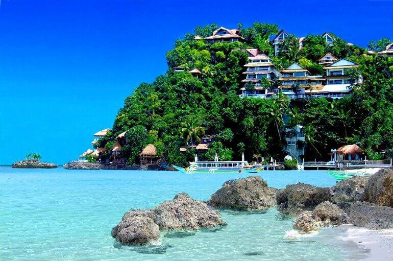 відпочинок на Філіппінах на морі