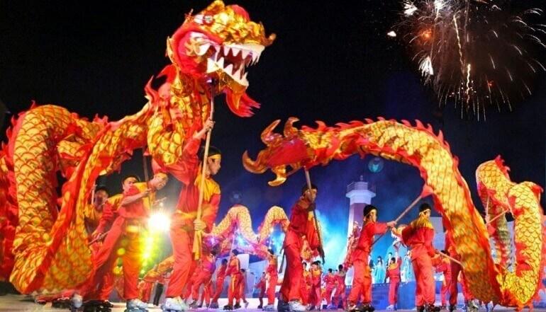 Вьетнам Новый Год