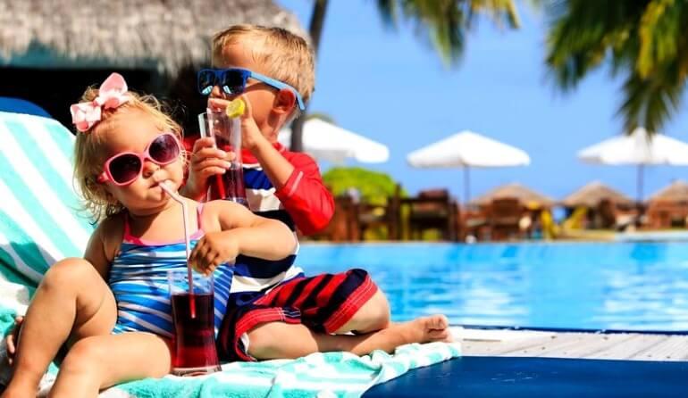 найкращий час для відпочинку в Єгипті з дітьми