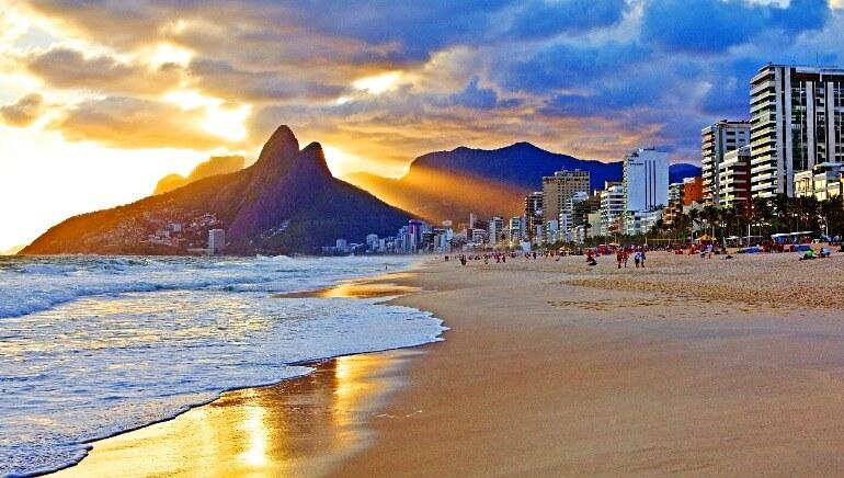 Отдых в Бразилии