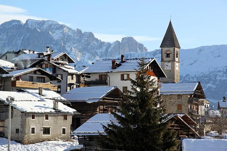 Италия горнолыжные курорты