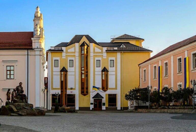 Краеведческий музей в Виннице