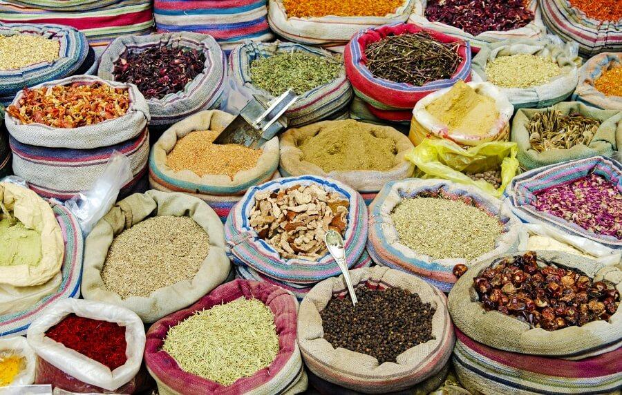 пряности из Египта