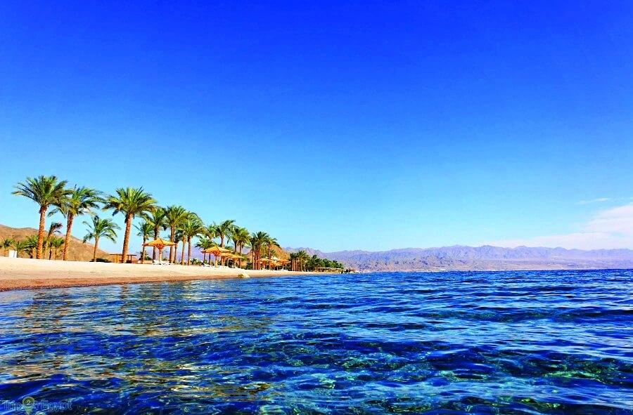 море и пляжи Египет Турция