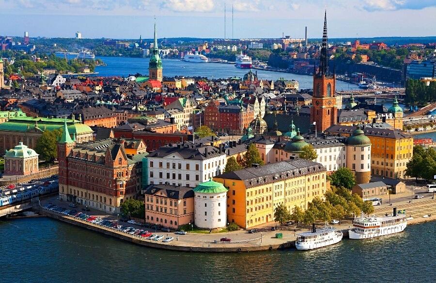 Швеція