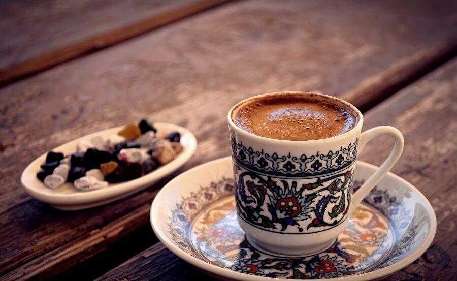 Турецкое кофе