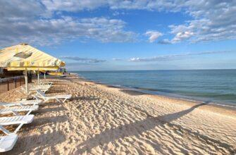 відпочинок на морі в Україні