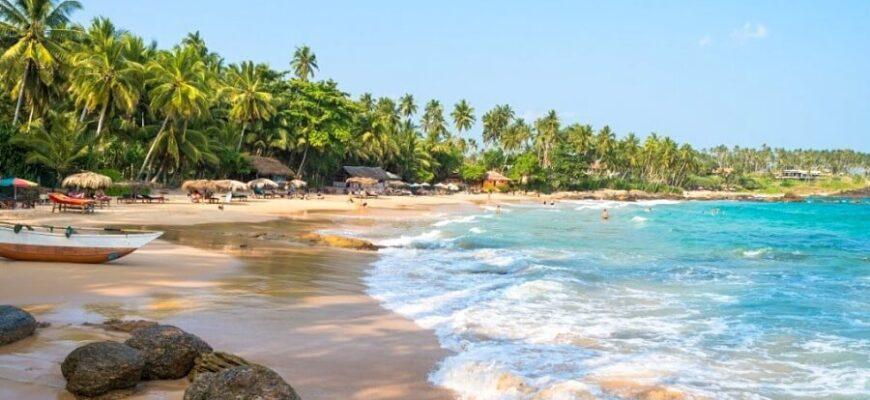 Курорти Шрі-Ланки
