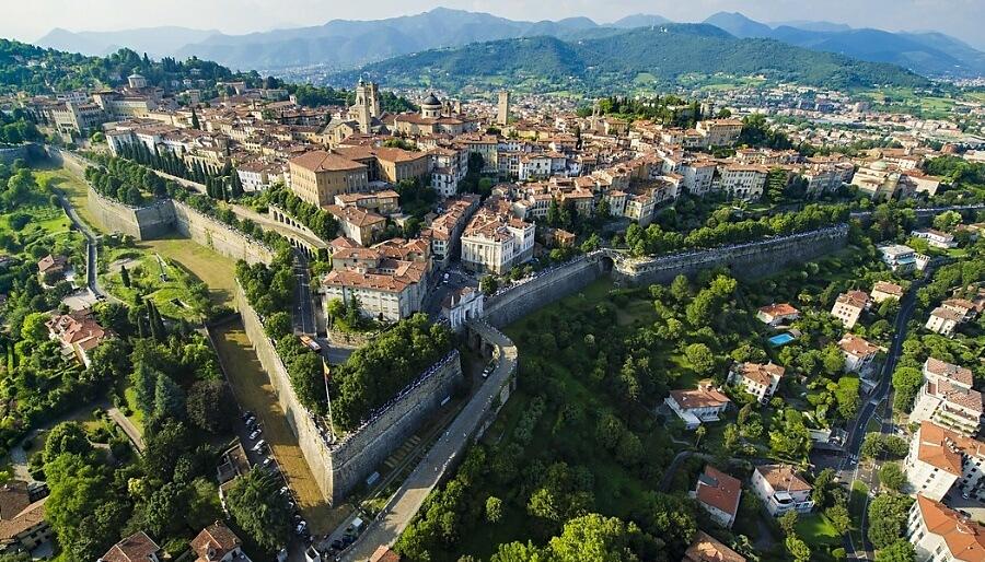 Бергамо, Італія