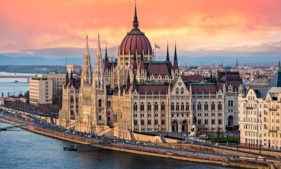 Будапешт, Угорщина