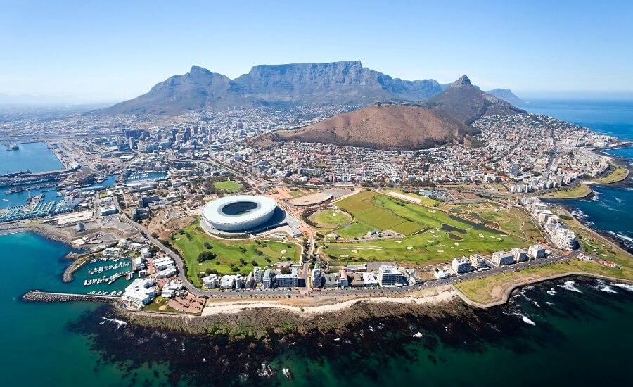 Кейптаун, ПАР