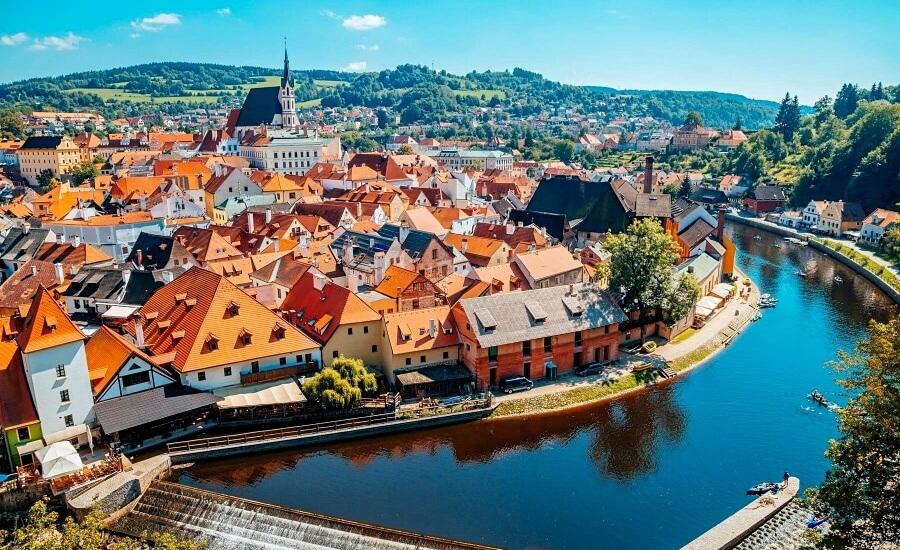 Ческі-Крумлов (Чехія)