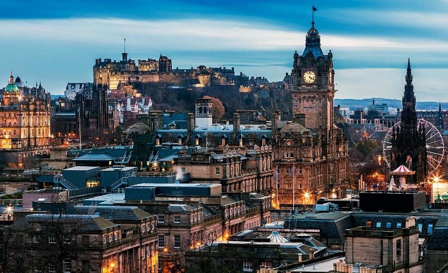 Эдинбург (Шотландия)