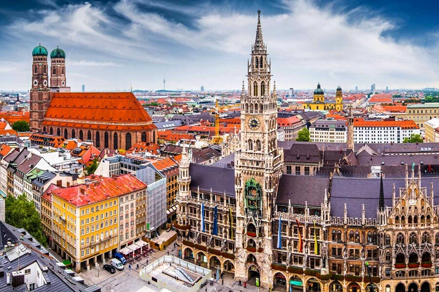 Мюнхен, Німеччина
