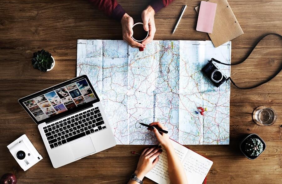 подготовка к поездке приложения