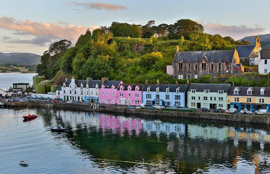 Портрі, Шотландія