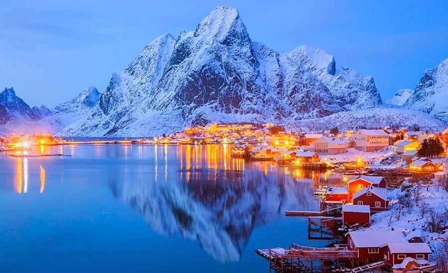 Рейні, Норвегія