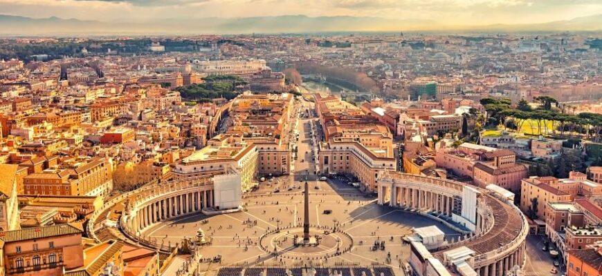 найкрасивіші міста Європи