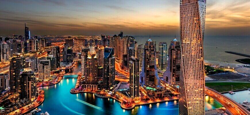 Найкрасивіші міста світу