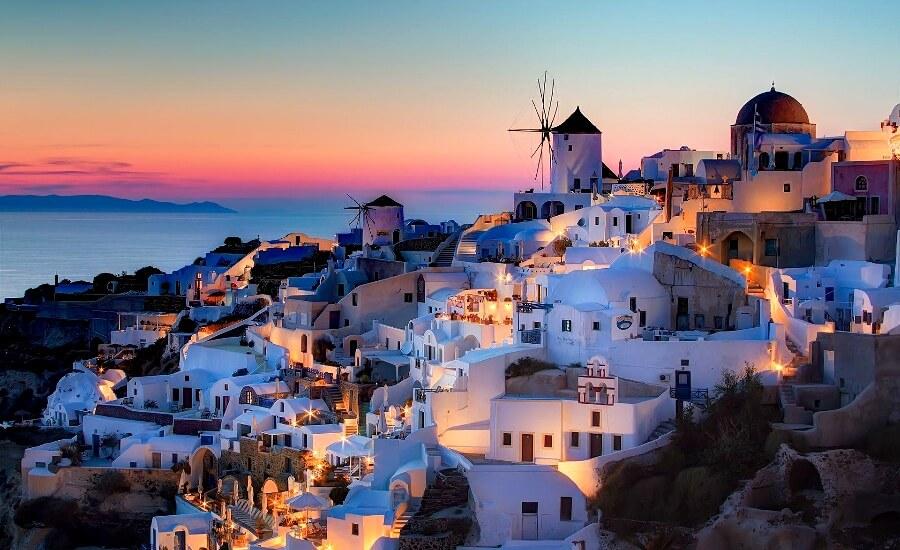 Ія, Греція