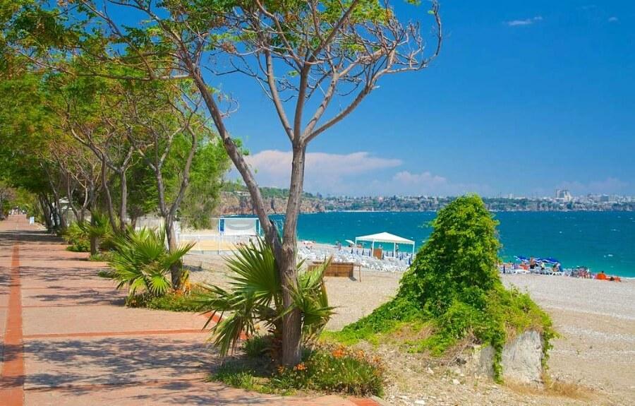 Пляж Біч-Парк, Анталія