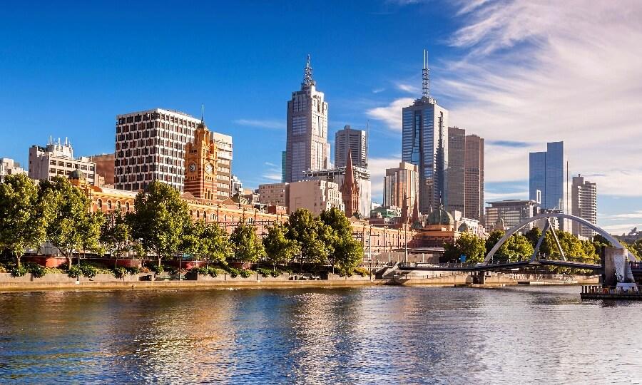 Мельбурн, Австралия