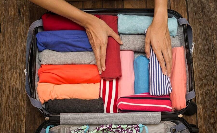 одяг на море список