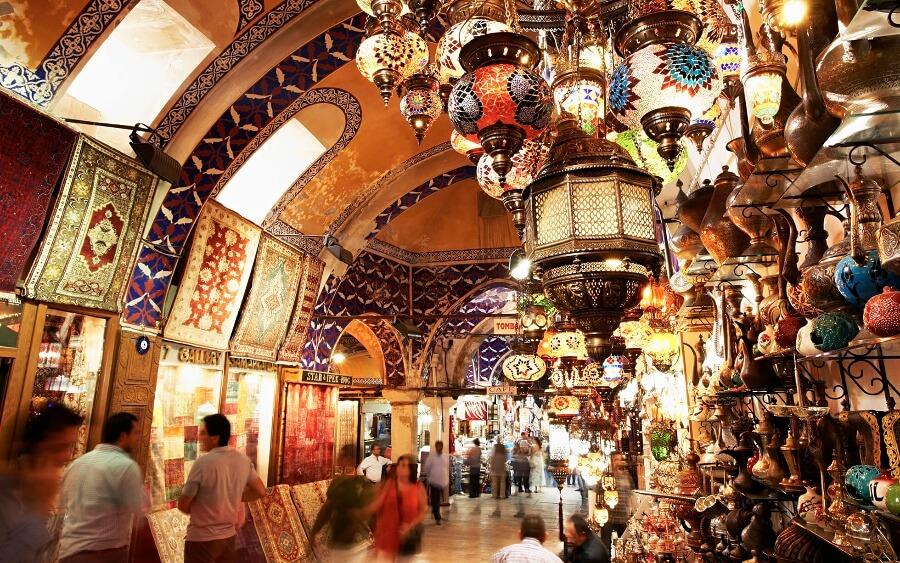 Гранд-Базар в Стамбулі