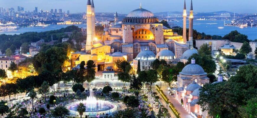 що подивитися в Туреччині
