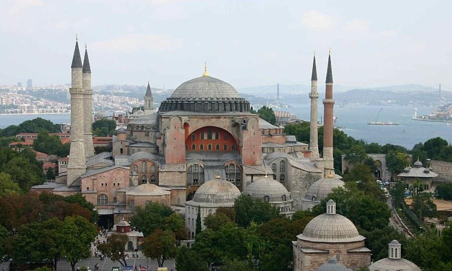 Стамбульський собор Святої Софії