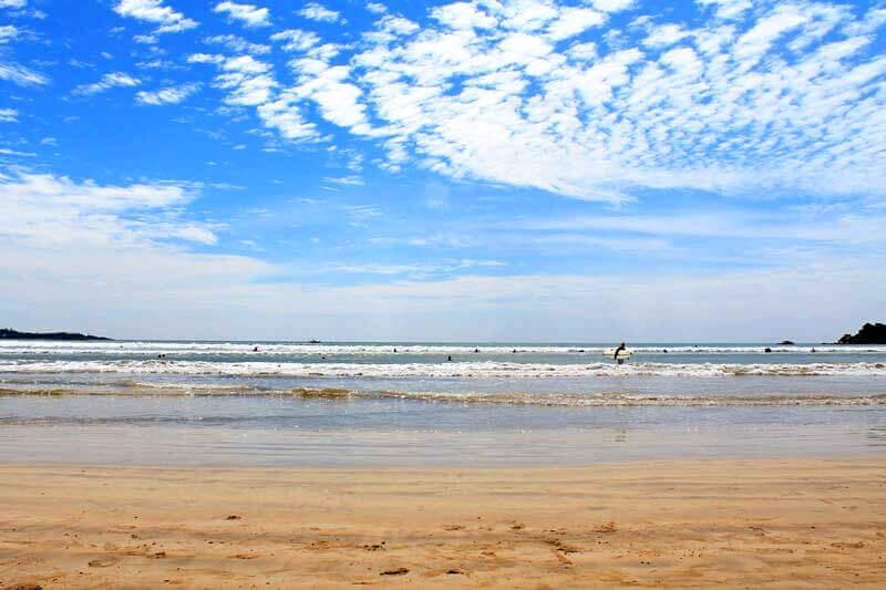 Пляж Велигама