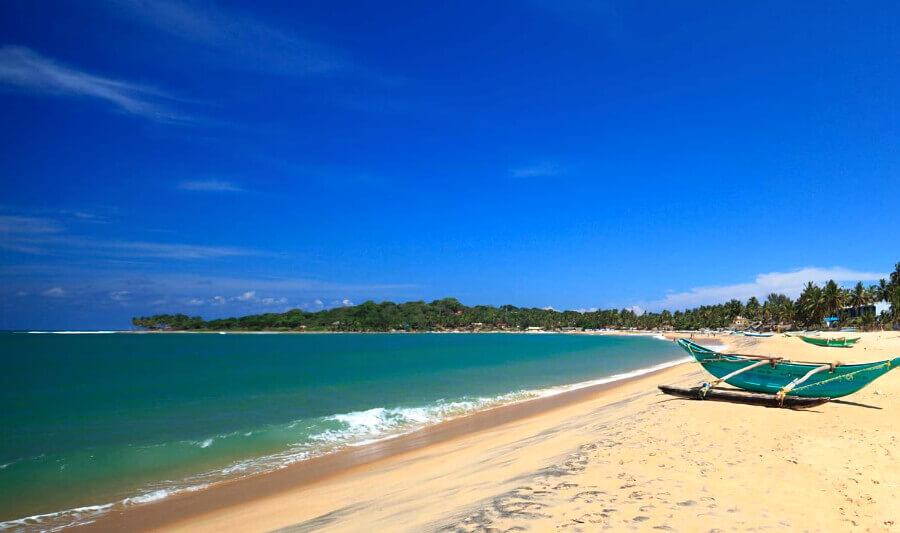Пляж Аругам-Бей