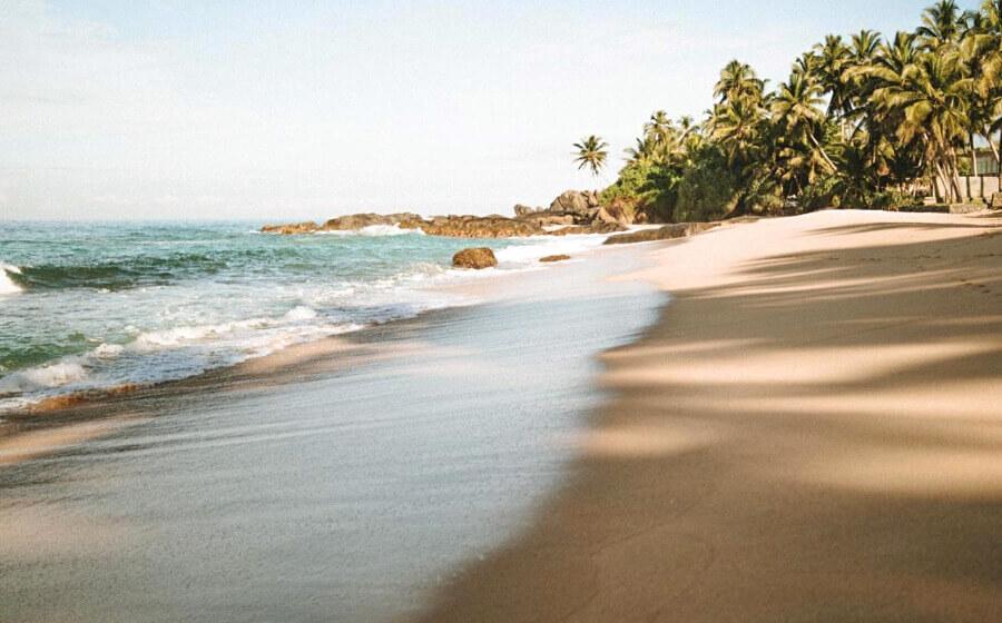 Пляж Балапітія