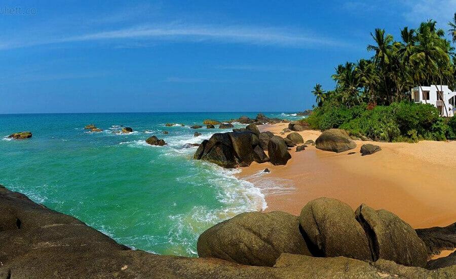 Пляж Амбалангода
