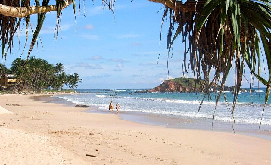 Пляж Диквелла