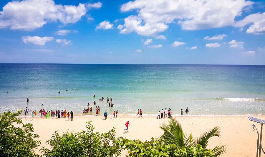 Пляж Нілавелі
