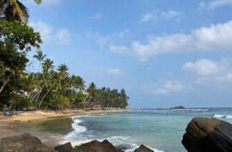 Найкращі пляжі Шрі-Ланки