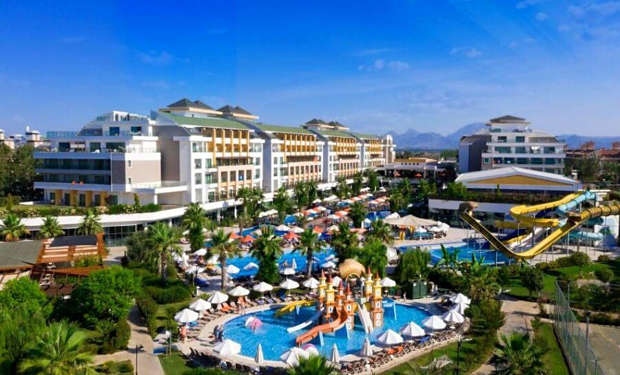 Port Nature Luxury Resort, Богазак
