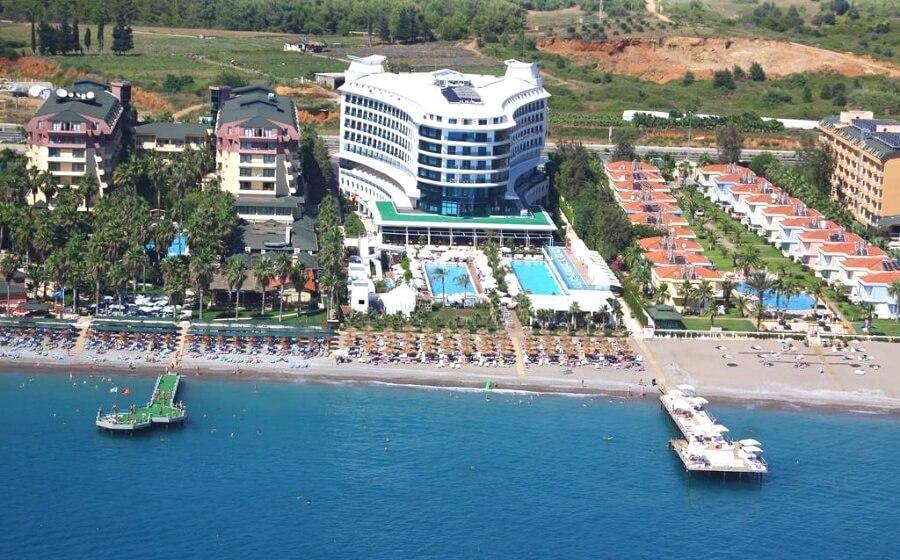 Q Premium Resort, Аланья