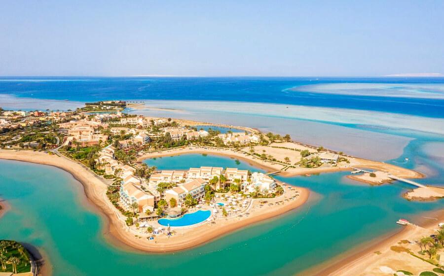 Mövenpick Resort & Spa El Gouna, Эль Гуна