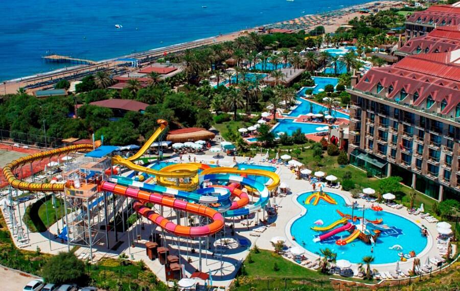 Nashira Resort Hotel & AQUA-SPA, Сіде
