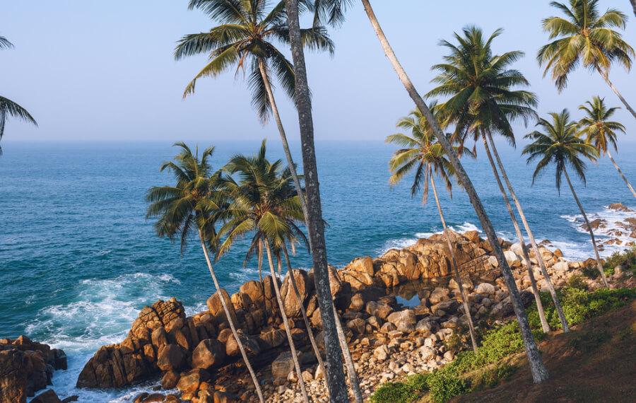Погода на Шри-Ланке по месяцам