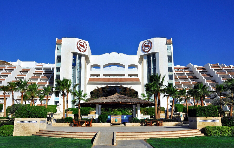 Sheraton Sharm Hotel, Шарм-ель-Шейх